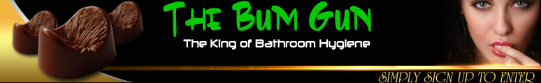 The Bum Gun Bidet Sprayers UK